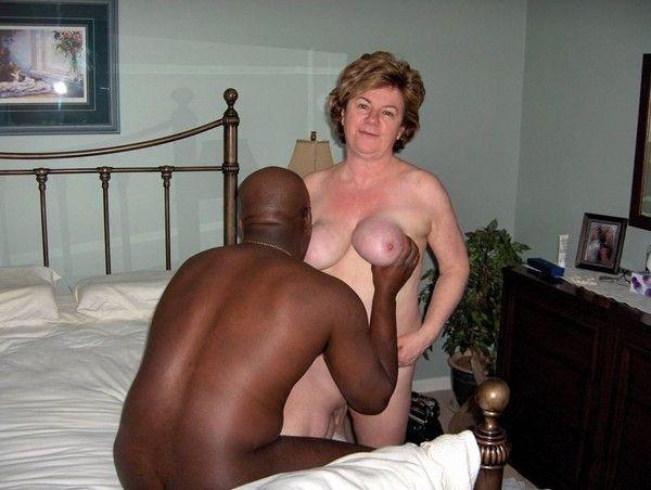 Over 50 interracial
